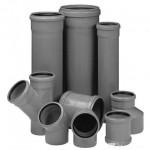 Трубы канализационные и комплектующие